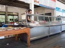 Thai Curry Restaurant. Stock Images