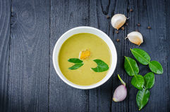 Thai curry, Thai Food royalty free stock images