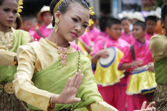 Thai dance Royalty Free Stock Photography