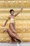 Thai dancer Stock Photography