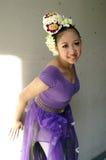Thai dancer Stock Images