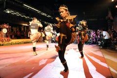 Thai Dancers Royalty Free Stock Photo