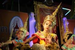 thai dans Arkivfoto