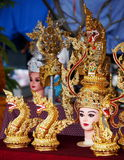 Thai decorate souvenir with tradition Stock Images