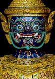Thai demon Royalty Free Stock Photography