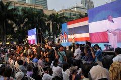 Thai Deputy Prime Minister Suthep Thaugsuban Royalty Free Stock Photos