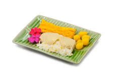 Thai dessert Royalty Free Stock Images