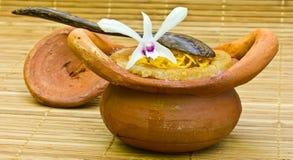 Thai dessert. Royalty Free Stock Image