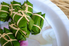 Thai Dessert Stock Image