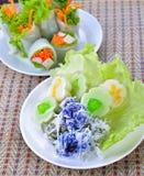 Thai dessert. Stock Photos