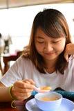 Thai dessert Royalty Free Stock Photos