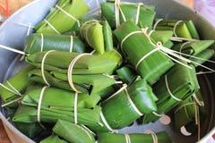 Thai dessert Royalty Free Stock Photo
