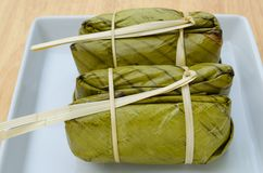 Thai dessert Stock Photos