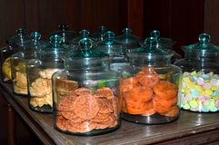 Thai dessert model Stock Photos