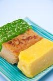Thai dessert style Stock Photos