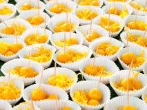 Thai desserts Royalty Free Stock Photos