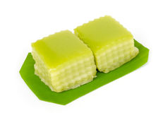 Thai Desserts Stock Photography