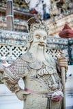 thai detaljtempel Arkivbild