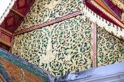 Thai die Thais art. schilderen Royalty-vrije Stock Afbeeldingen