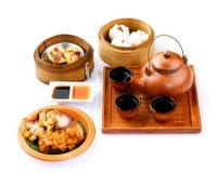 Thai Dim Sum Food Style Isolated Stock Image