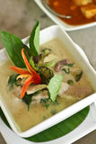 Thai dish Stock Photo