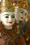 thai docka Arkivbild