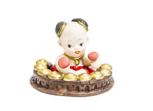 Thai doll Stock Image