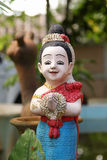 Thai doll Royalty Free Stock Images