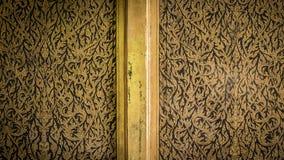 Thai door art architecture in Tripitaka Hall Wat Rakhang Khositaram . Royalty Free Stock Photos & Thai Door Art Architecture In Tripitaka Hall Wat Rakhang ... Pezcame.Com