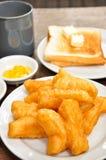 Thai doughsticks Royalty Free Stock Photo