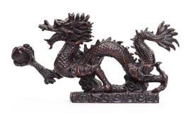 Thai dragon Stock Photos