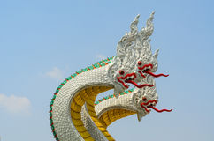 Thai dragon Stock Photography