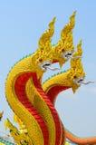 thai drake Royaltyfri Fotografi