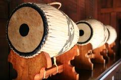 Thai drum. Taphon drum is Thai musical instrument Stock Photo