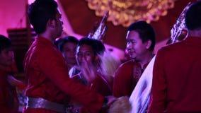 Thai Drums stock footage