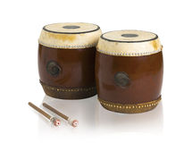 Thai drums music instrument Royalty Free Stock Photography