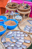 Thai dry fish for cooking Stock Photos