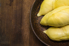 Thai Durian, tropical fruit Royalty Free Stock Photography