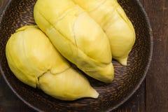Thai Durian, tropical fruit Royalty Free Stock Photos