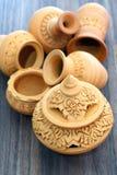 Thai Earthenware Stock Photos