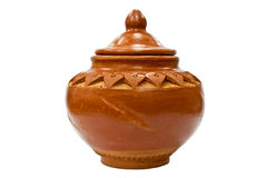 Thai Earthenware Stock Images