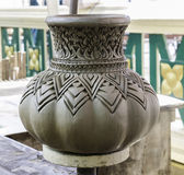Thai Earthenware pottery, Bangkok, Thailand Stock Images