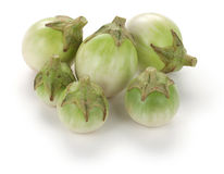 Thai eggplants Stock Photos