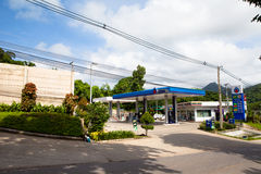 Thai Elephant Island gas station Stock Images