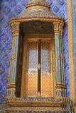 thai fönster Royaltyfria Foton