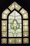 thai fönster för arkitekturstil Royaltyfria Foton