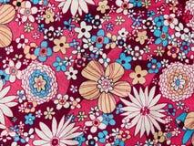 Thai Fabric Royalty Free Stock Image
