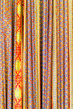 Thai fabric Royalty Free Stock Images