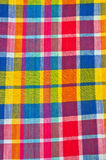 Thai fabric countryside Royalty Free Stock Image