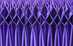 Thai fabric decorative Royalty Free Stock Images